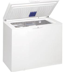 Whirlpool congeladores horizontales WHE2535 FO Congeladores horizontales - 8003437166969