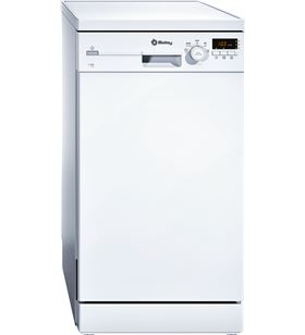 Balay lavavajillas 3VN502BA blanco Lavavajillas de 45 cm