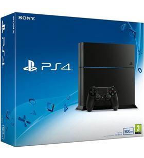 Sony 9388876 consola ps4 500gb negra Consolas - 711719388876