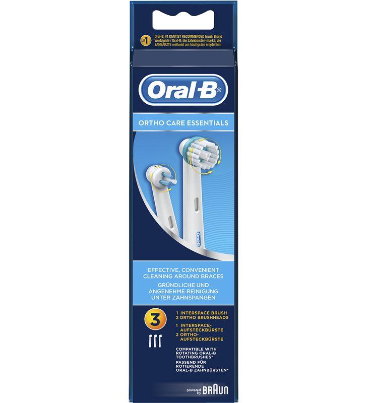 Recambio cepillo dental Braun ortho kit ORTHOKIT Otros personal - 17409350_3116909355