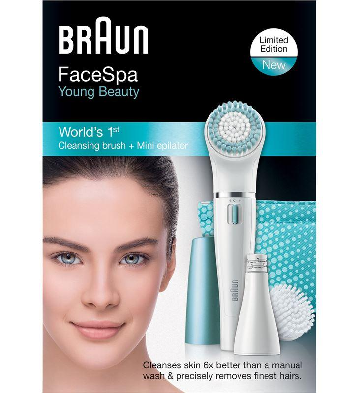 Braun depiladora facial 832E gift edition Depiladoras fotodepiladoras - 28491739_6240181280