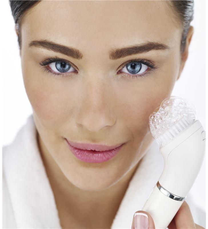 Braun depiladora facial 832E gift edition Depiladoras fotodepiladoras - 28491739_2456084223