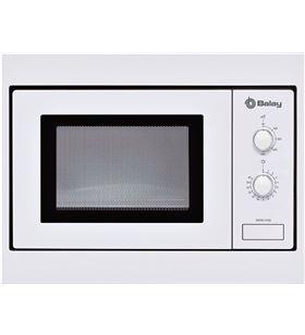 Balay microondas 3WMB1958 18l blanco sin grill