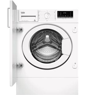 Beko lavadora integrable WITV8712XW0 8kg 1400rpm a+++ - WITV8712XW0