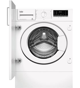 Beko lavadora integrable WITV8712XW0 8kg 1400rpm a+++