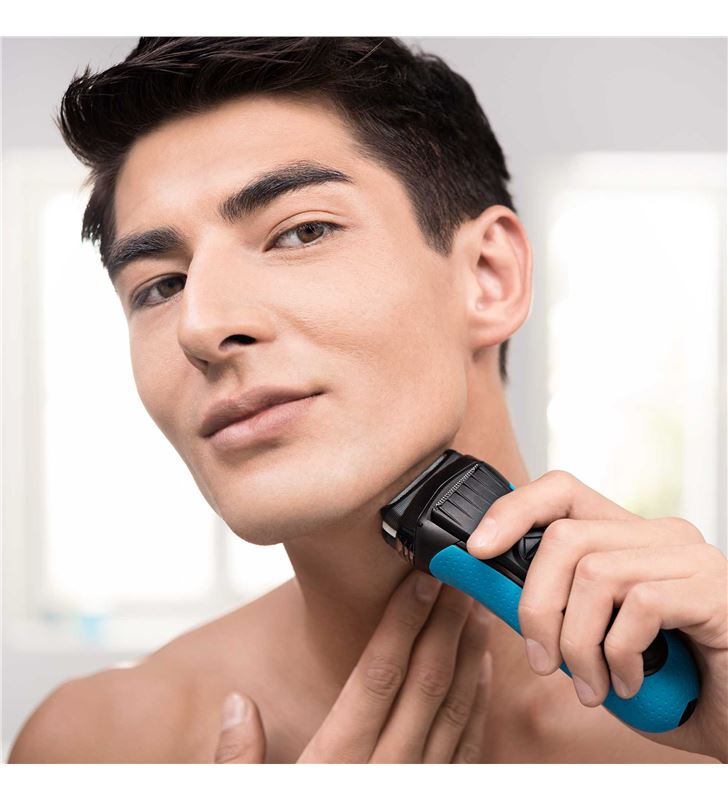 Braun CASSETTE32B lamina+cuchilla apta afeitadora nueva serie3 brapack32b - 28479735_4140