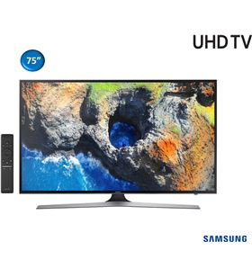 Samsung tv led 75 ue75mu6105 4k smart tv UE75MU6105KXXC