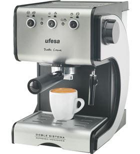 Cafetera expresso Ufesa CE7141 dueto creme 1050 w Cafeteras expresso - CE7141