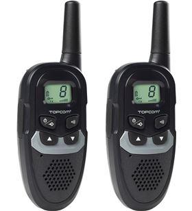 Sihogar.com walkie talkie topcom 1304 6km 8 canales toprc_6410 - TOPRC_6410