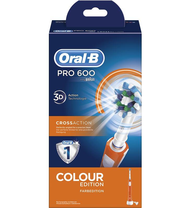 Braun cepillo dental pro600 naranja cross action PRO600NARANJA - 29419681_6249