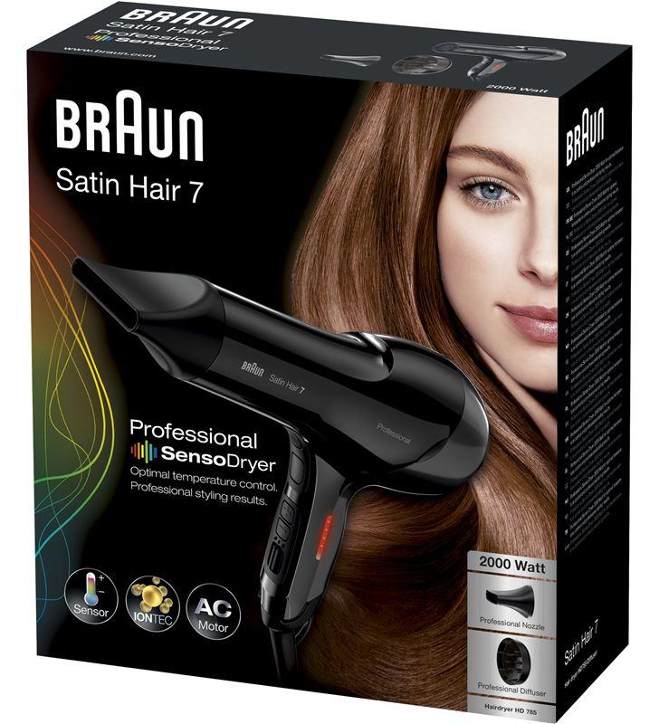 Secador de pelo Braun hd 785 HD785 Secadores - 24884240_5678