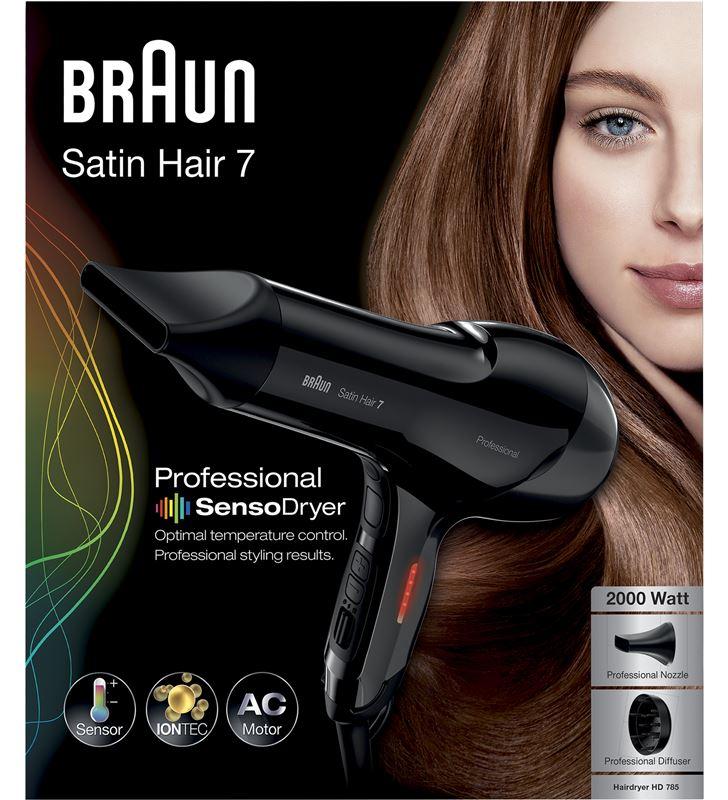 Secador de pelo Braun hd 785 HD785 Secadores - 24884240_2993