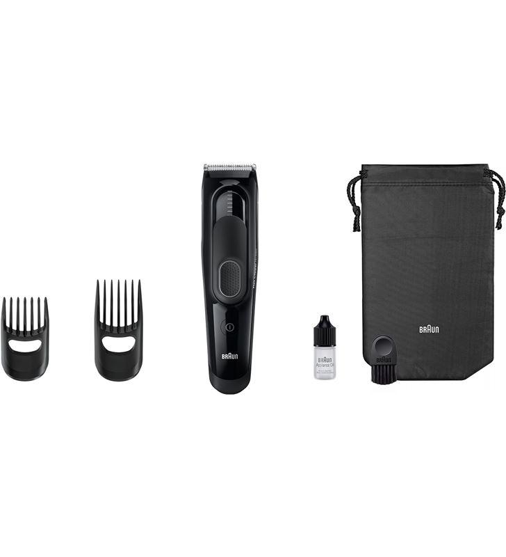 Braun HC5050 cortapelos barbero , recargable y red, bra - 17774046_3626