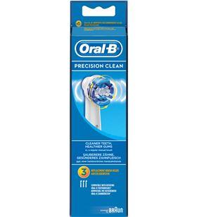 Braun EB203 recambio cepillo dental , 3 unds., Otros personal - BRAUN EB203