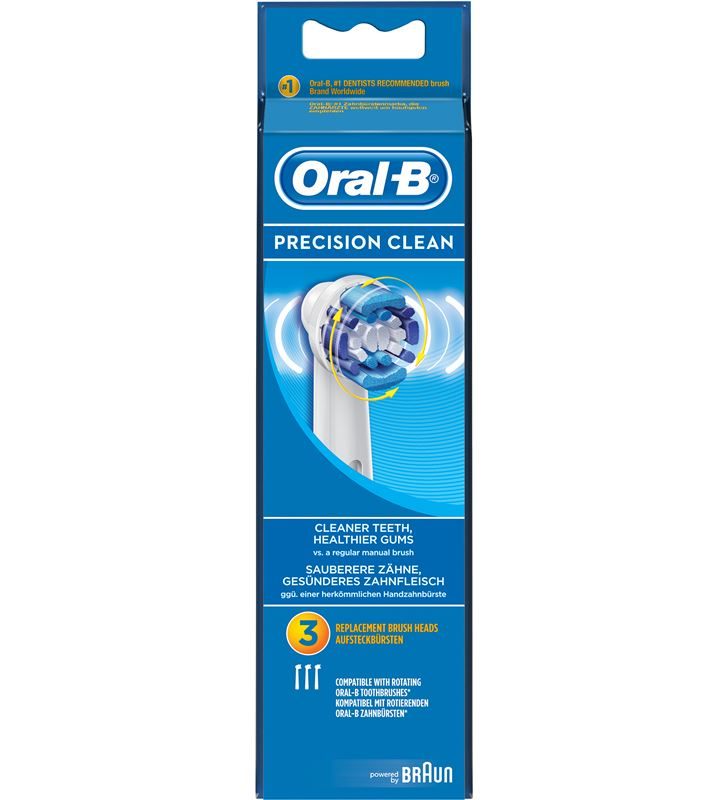 Braun EB203 recambio cepillo dental , 3 unds., Otros personal - 22573552_3321972079