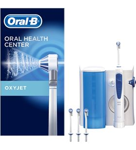 Braun irrigador dental 8500OXIJET (md20), 4cabez Cepillo dental eléctrico - MD20