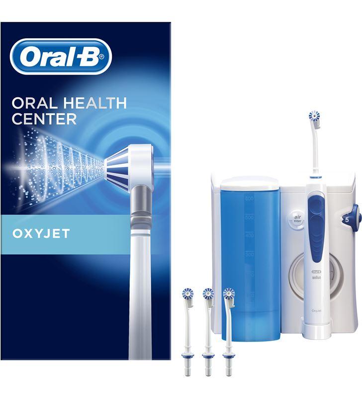 Braun irrigador dental 8500OXIJET (md20), 4cabez Cepillo dental eléctrico - 31023307_2157755476
