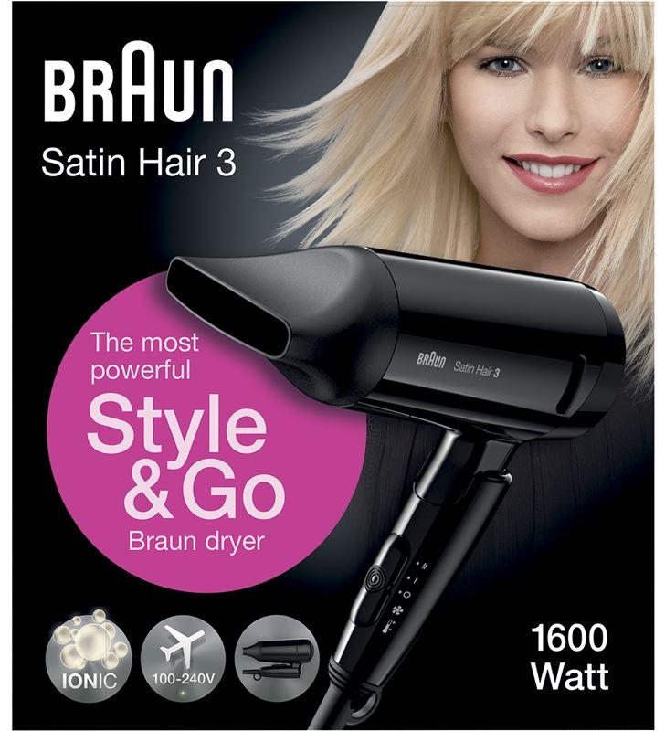 Secador de pelo Braun hd 350 HD350 Secadores - 24393483_0100