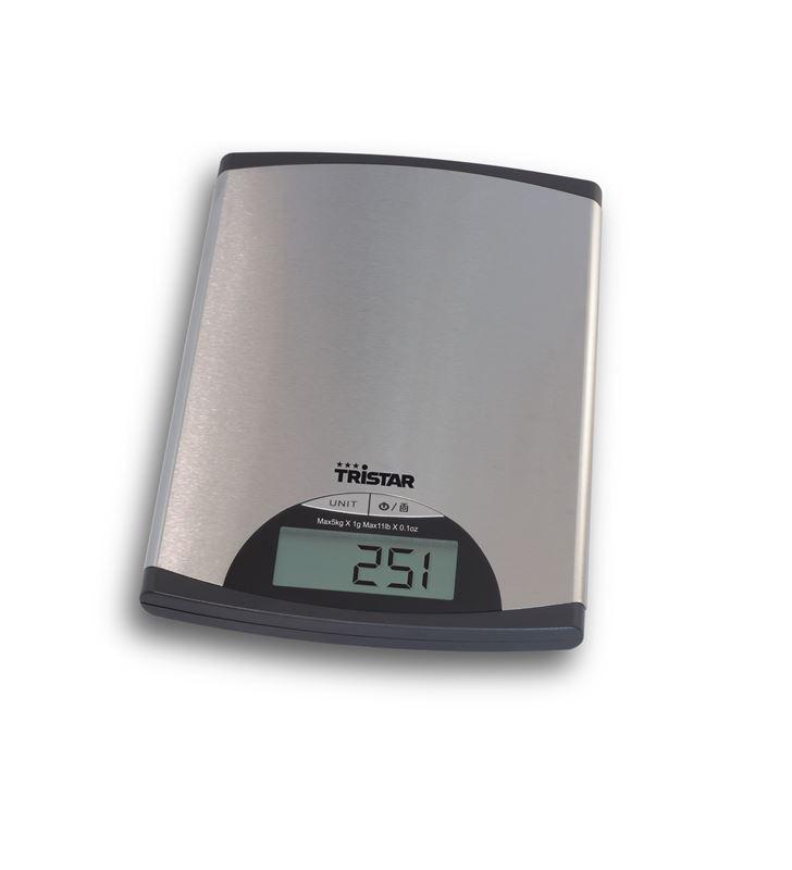 Tristar bacula de cocina digital kw2435 Basculas - 9608187_6806380168