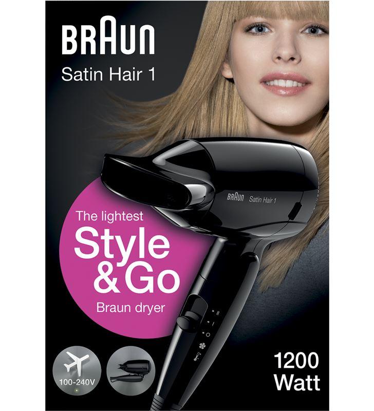 Braun secador de pelo hd30 HD130 Secadores de pelo - 24393482_1702379502