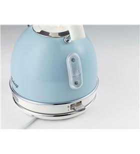Ariete hervidor vintage azul, 2000w,1,7l, boquilla de pr 287705 - 287705