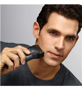 Braun afeitadora eléctrica series 3 300s negra recargable 300SERIE3BLACK - BRA300SBLACKSERIE3