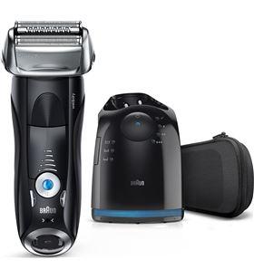 Braun 7-7880CC afeitadora series 7 7880cc wet&dry + estación de limpieza clean&chae - 7-7880CC