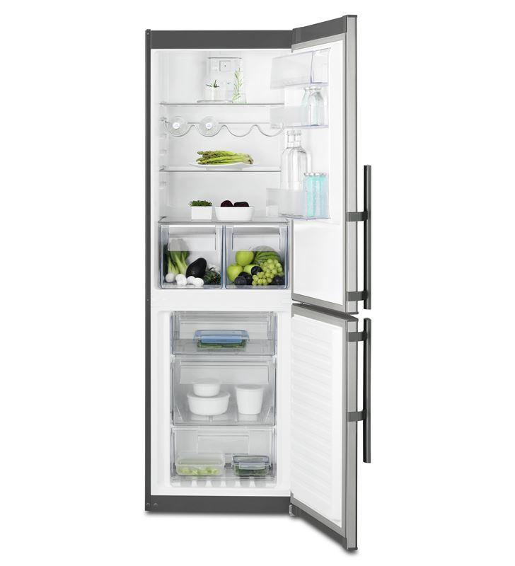 Electrolux frigorifico combi EN3453MOX 184cm Frigoríficos combinados de 180cm a 189cm - 22766342_0955073160