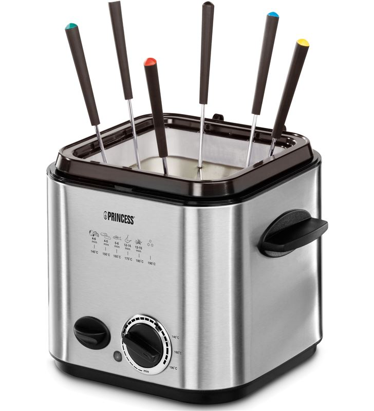 Princess mini fryer & foundue 12l 840 w ps182611 Freidoras - 1224915_4882881347