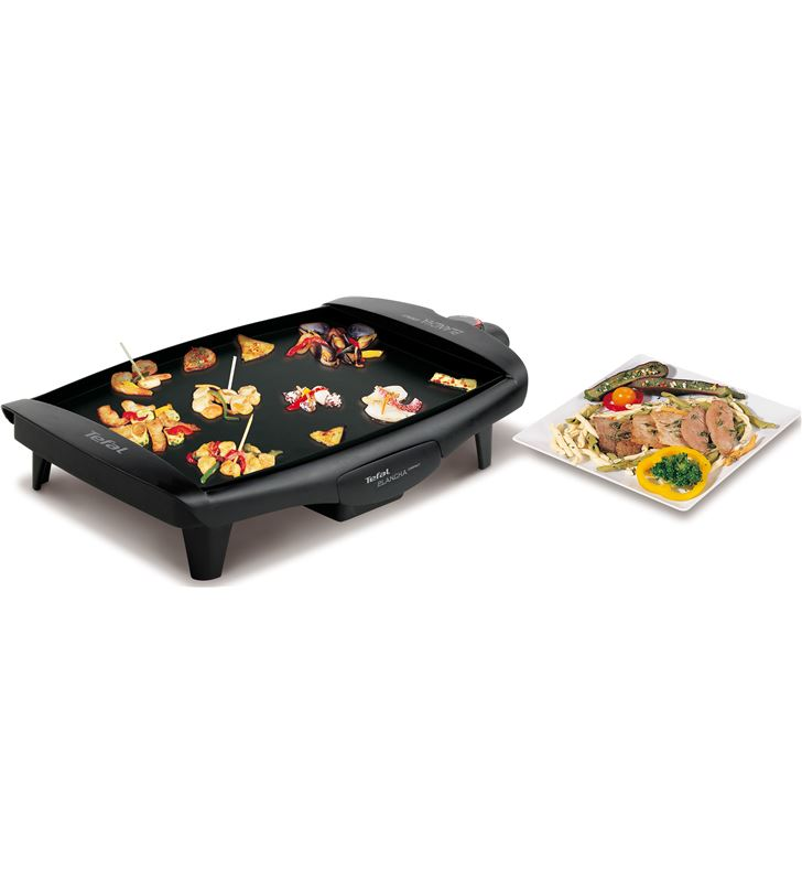 Tefal plancha cocina cb5005, 1800w, antiadherente. cb500512 - 3967880_3667402668
