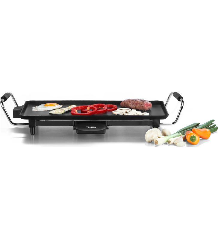Plancha de cocina Tristar 46x26 TRIBP2965 Barbacoas, grills planchas - 3842643_7729
