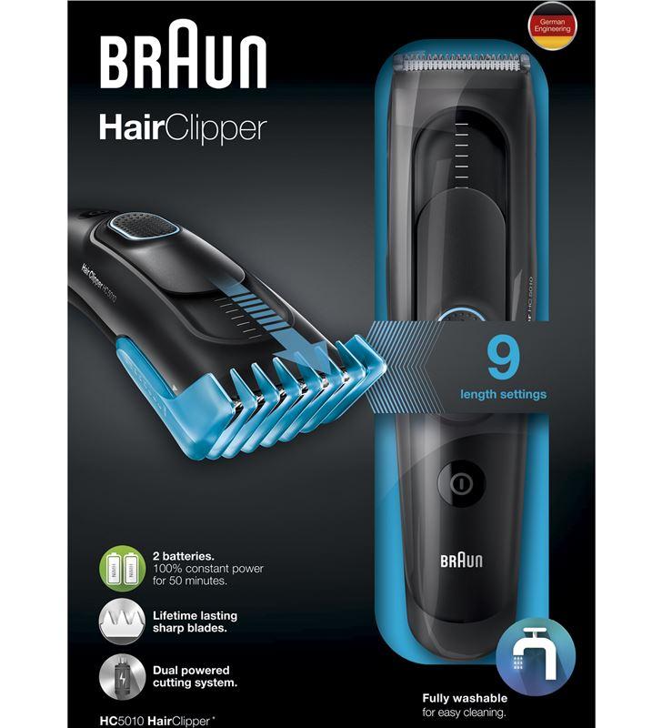Braun HC5010 cortadora de pelo Otros personal - 30575104_8133