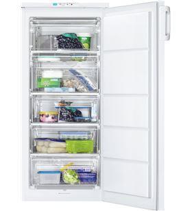 Congelador vertical Zanussi zfu19400wa, 125x54,5x6 ZANZFU19400WA - ZFU19400WA