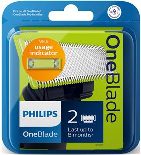 Philips cuchillas qp220/55 one blade QP22055 barbero afeitadoras - 30521449_1204555591