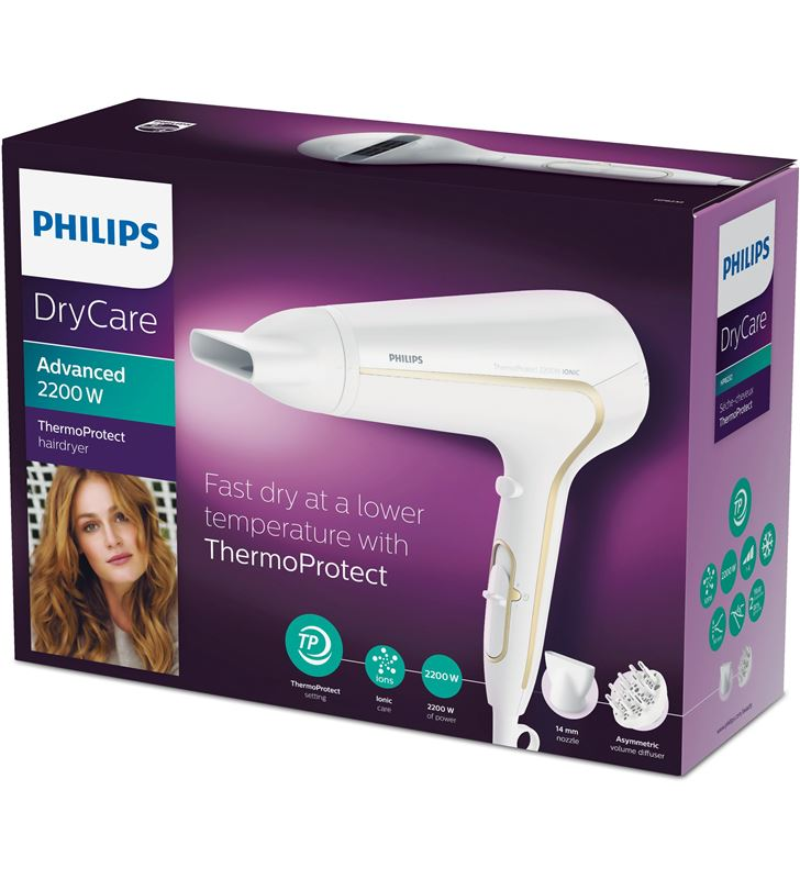 Philips secador HP8232/00 2200w Secadores de pelo - 17360167_9101424648