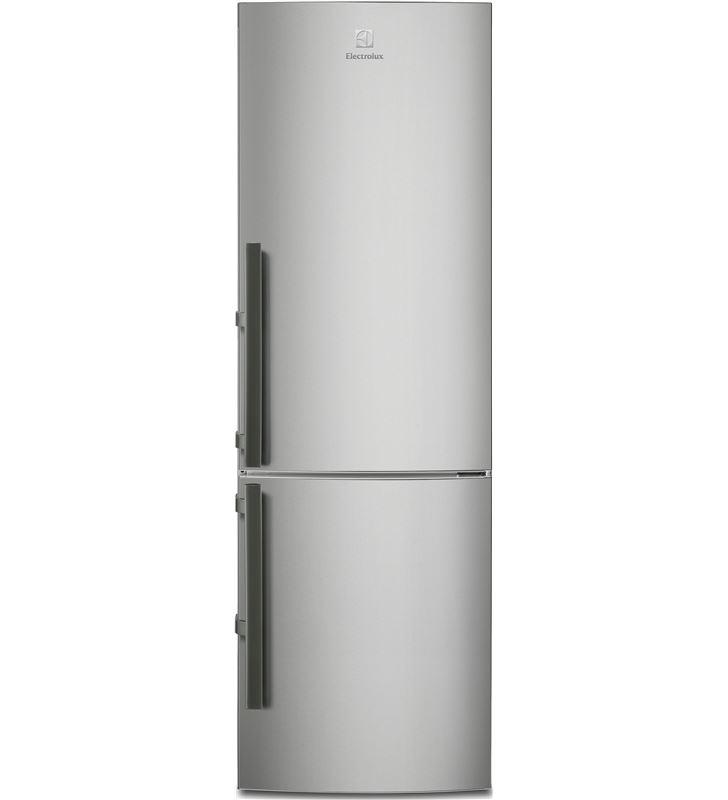 Electrolux frigorifico combi EN3453MOX 184cm Frigoríficos combinados de 180cm a 189cm - EN3453MOX