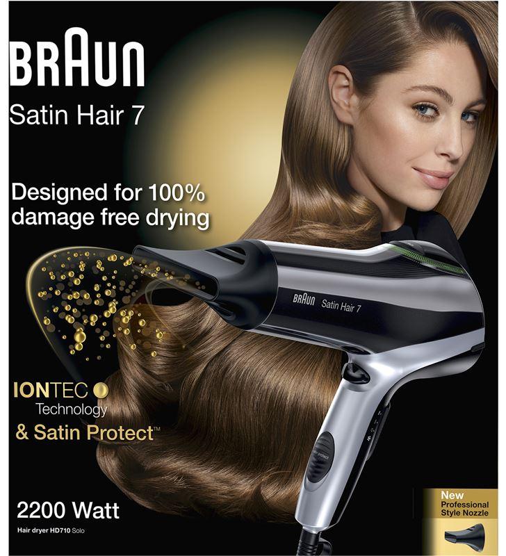 Secador de pelo Braun hd 710 HD710 Secadores - 22683623_7384752280