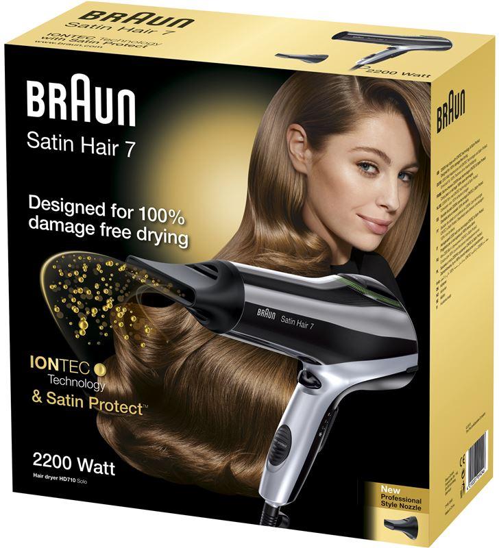 Secador de pelo Braun hd 710 HD710 Secadores - 22683623_9035701392