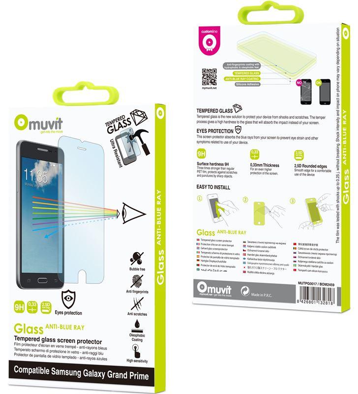 Muvit protector pantalla galaxy MUTPG0017 Accesorios telefonía - 27168047_9897