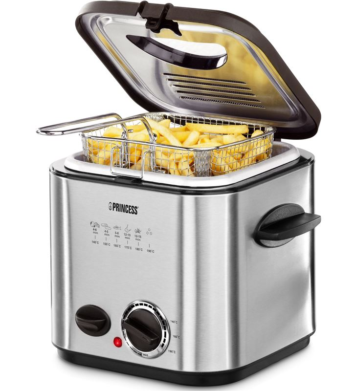 Princess mini fryer & foundue 12l 840 w ps182611 Freidoras - 1224915_3827969321
