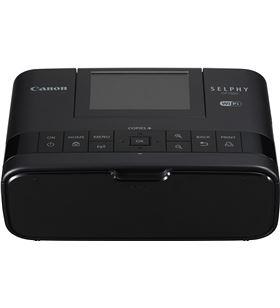Impresora fotográfica portátil Canon selphy CP1300 negra 3 8,13 cm - 4549292090512
