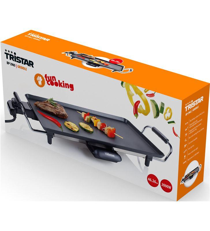 Plancha de cocina Tristar 46x26 TRIBP2965 Barbacoas, grills planchas - 3842643_7626608379