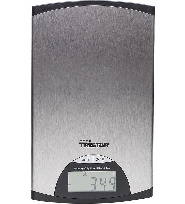 Tristar bacula de cocina digital kw2435 Basculas - 9608187_4674210295