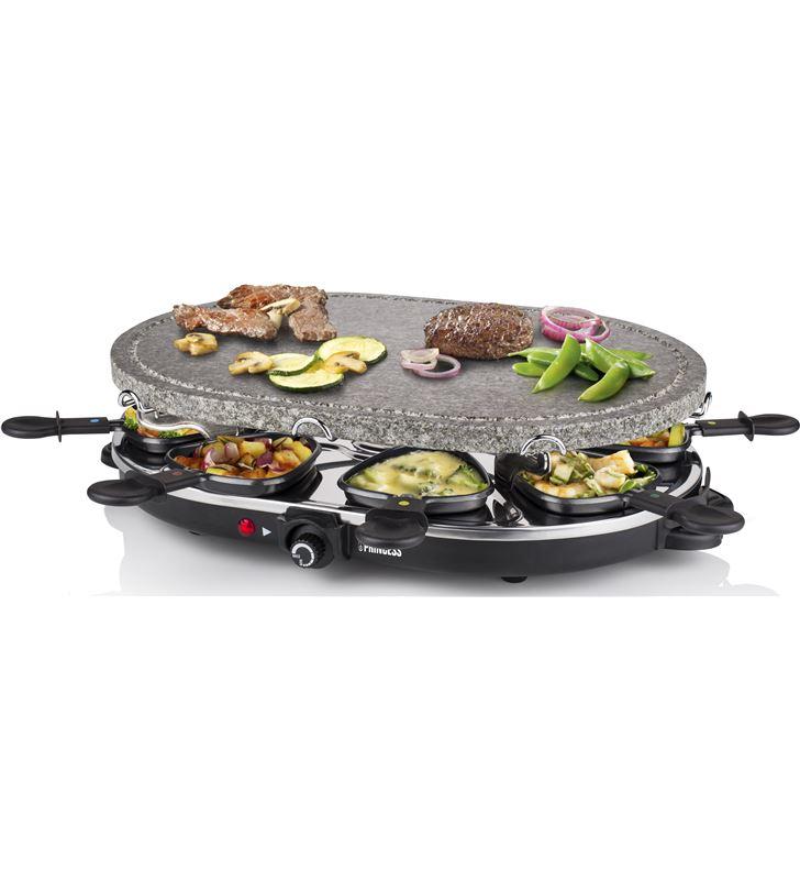 Princess PS162720 family 8 stone & raclette set 1200 w 1627 - 24883384_7117695887