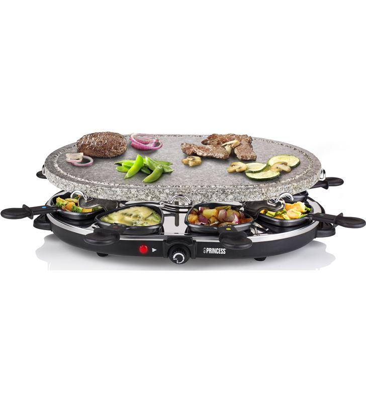 Family 8 stone & raclette set 1200 w Princess 1627 PS162720 - 24883384_5045939909