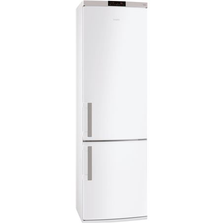 Aeg combi electronico partner S83800CTW0, no frost 202cm - S83800CTW0-1