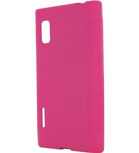 Muvit funda minigel rosa lg optimus l5 e610 muski0110 - MUSKI0110