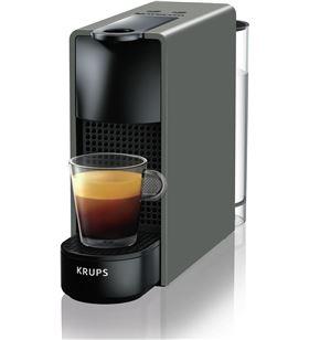 Krups cafetera nespresso xn1101b essenza mini gris XN110BPR5