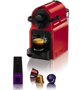 Nespresso cafetera Krups xn1005 inissia roja XN1005PR4