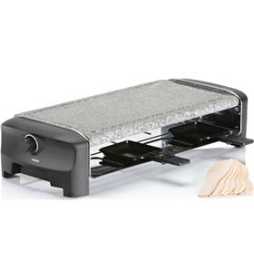 Princess 162830 raclette 8 stone grill party Raclettes Pierrades - 162830